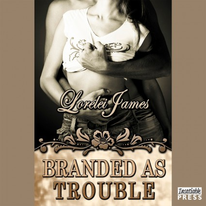 Branded As Trouble Audiobook