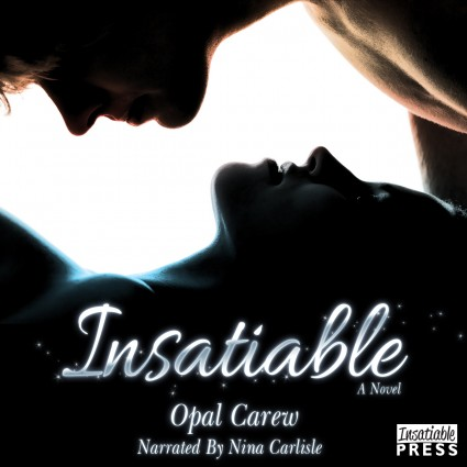 Insatiable audio book