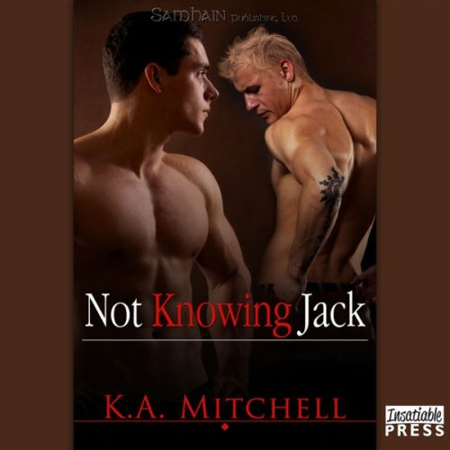 Not Knowing Jack Audio book