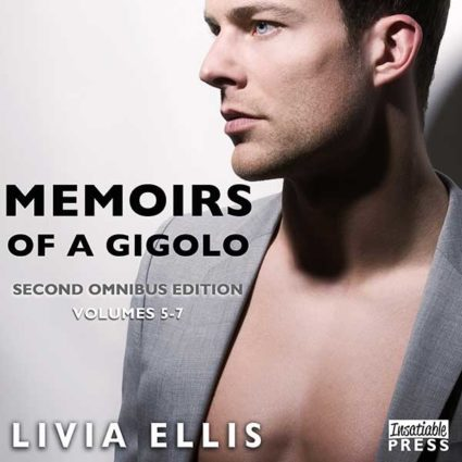 Memoirs of a Gigolo Volume 5-7 Audiobook