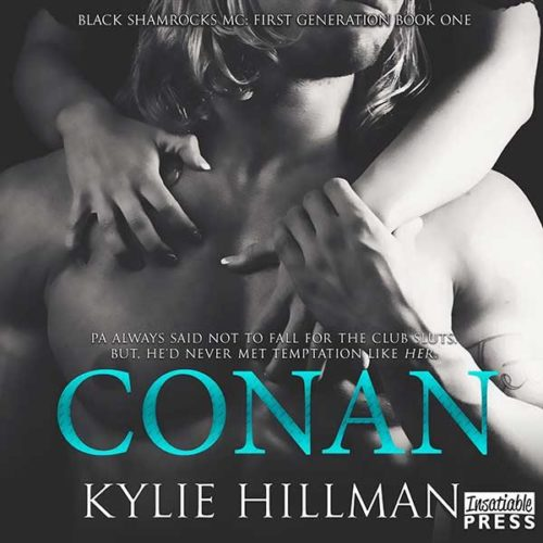 Conan Audiobook