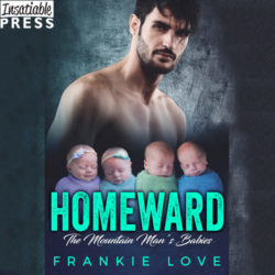Homeward - The Mountain Man's Babies Book 8