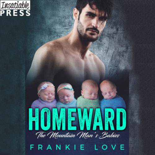 Homeward - The Mountain Man's Babies Book 8