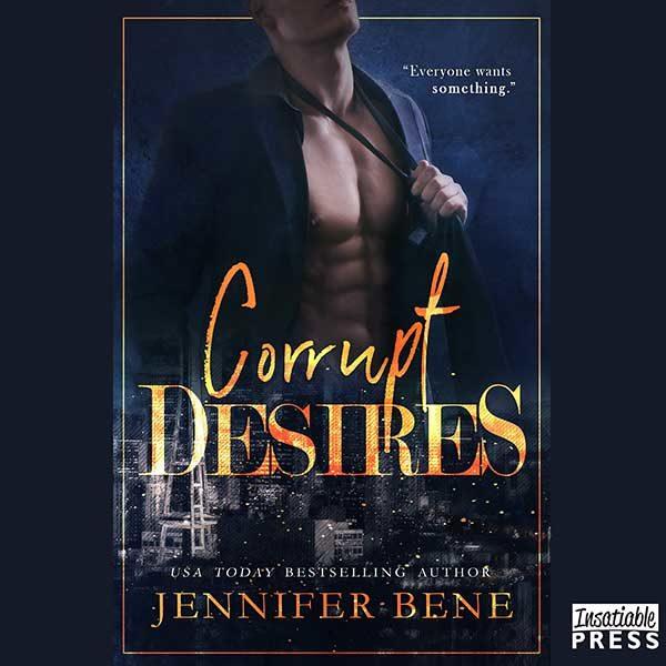 Corrupt Desires Audiobook