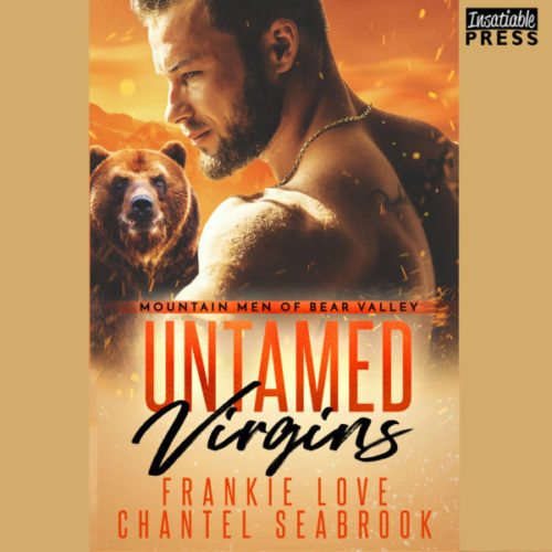 Untamed Virgins Audiobook
