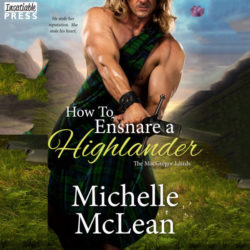 How to Ensnare a Highlander Audiobook
