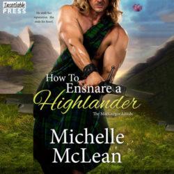 How to Ensnare a Highlander Audiobook