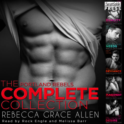 Portland Rebels - the complete audiobook collection