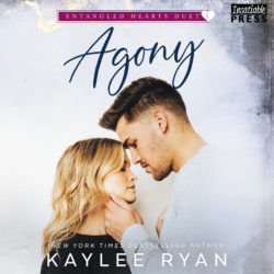 Agony Audiobook