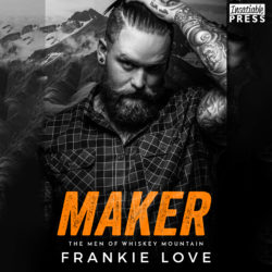 Maker Audiobook - The Men of Whiskey Mountain Book 4