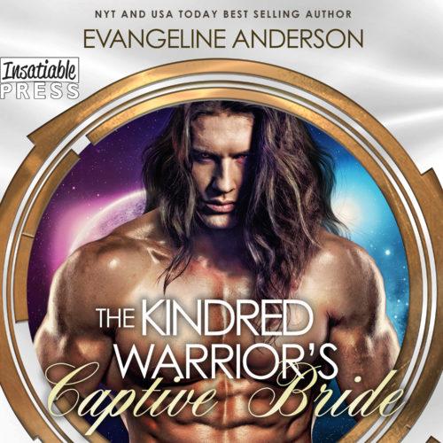 The Kindred Warrior's Captive Bride Audiobook