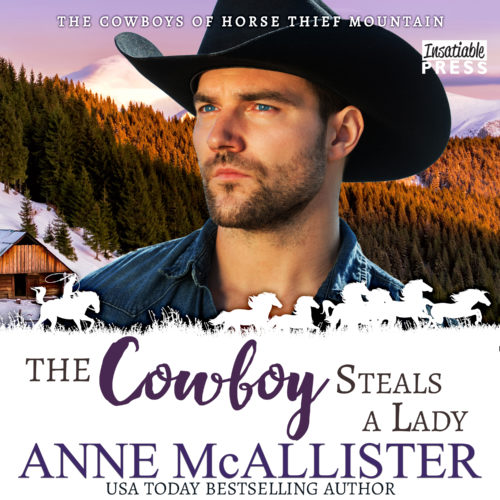The Cowboy Steals a Lady Audiobook