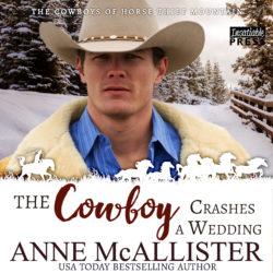 The Cowboy Crashes a Wedding Audiobook
