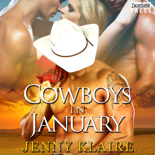 Cowboys in January Audiobook
