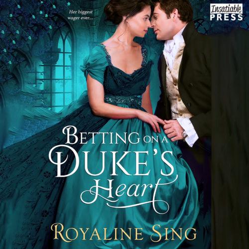 Betting on a Duke's Heart Audiobook